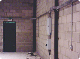 industrial unit electrics